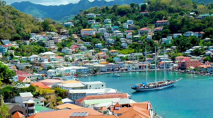 Định cư Grenada