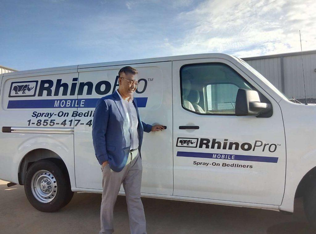Đầu tư L-1: Hợp tác Rhino Pro