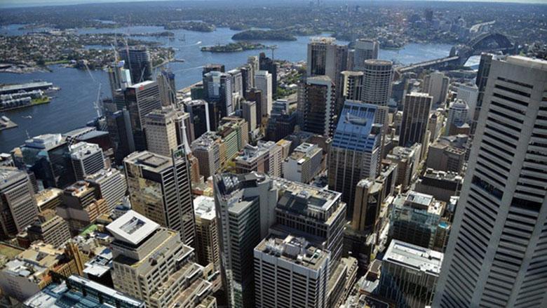 Mua bất động sản ở những thành phố như Sydney là cách người Trung Quốc chuyển tiền ra nước ngoài /// Ảnh: AFP