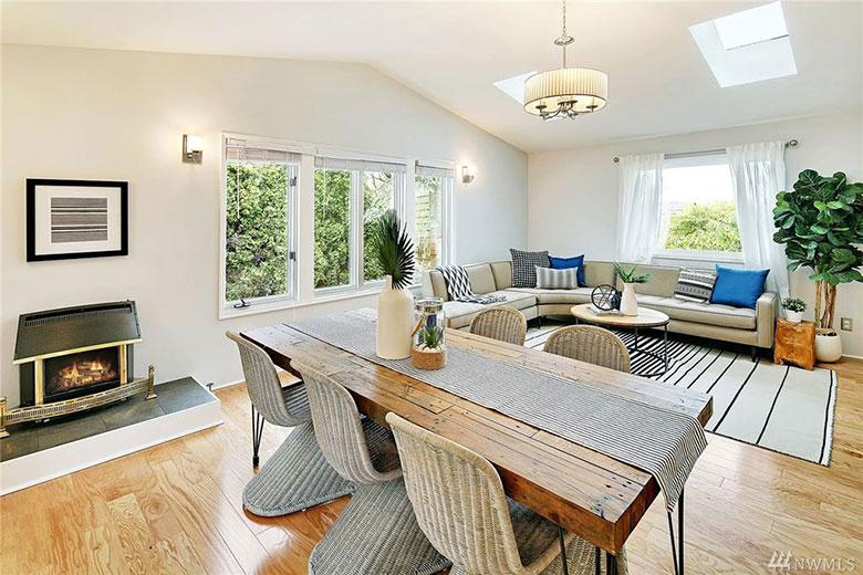 Mua nhà ở Mỹ-Seattle-WA- tận hưởng không gian sống thoải mái, tiện ích xung quanh