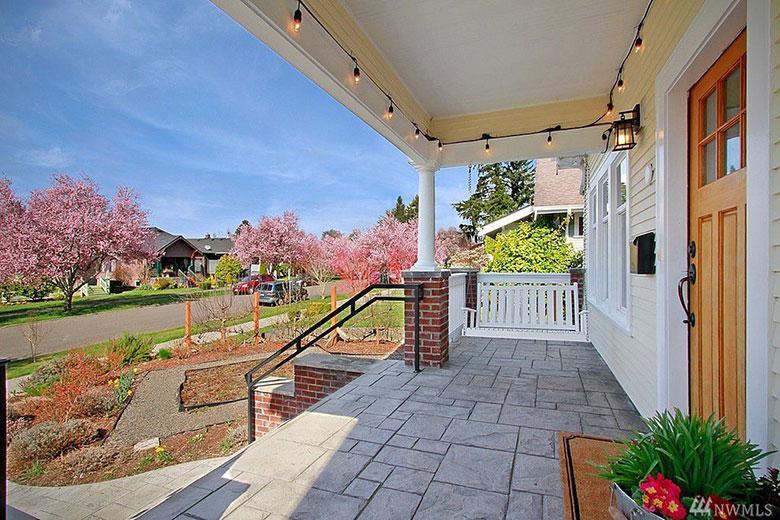 Mua biệt thự tại Mỹ-Everett-WA tận hưởng không gian sống thoải mái tiện lợi