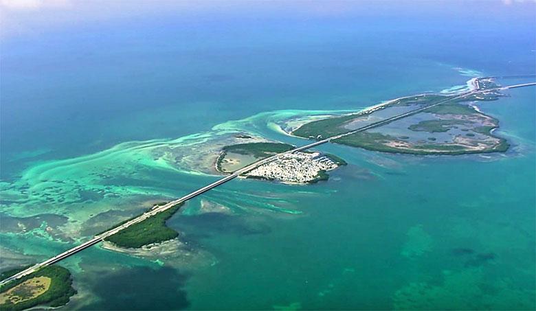 Địa điểm: Florida Keys, tiểu bang Florida