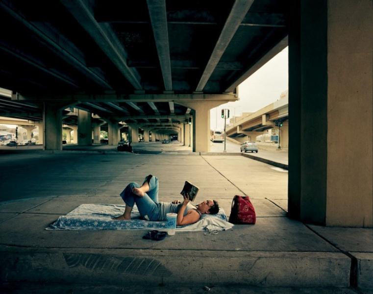 Người nghèo ở Mỹ sống thoải mái hơn người trung lưu