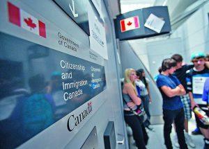 Canada đón 1 triệu người nhập cư lâu dài trong 3 năm tới