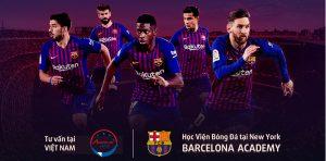 Đầu tư EB5: Học viện Bóng đá Barcelona (New York)