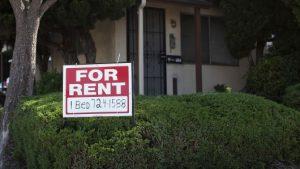 """Thị trường cho thuê nhà tại Mỹ ngày càng """"nóng"""""""