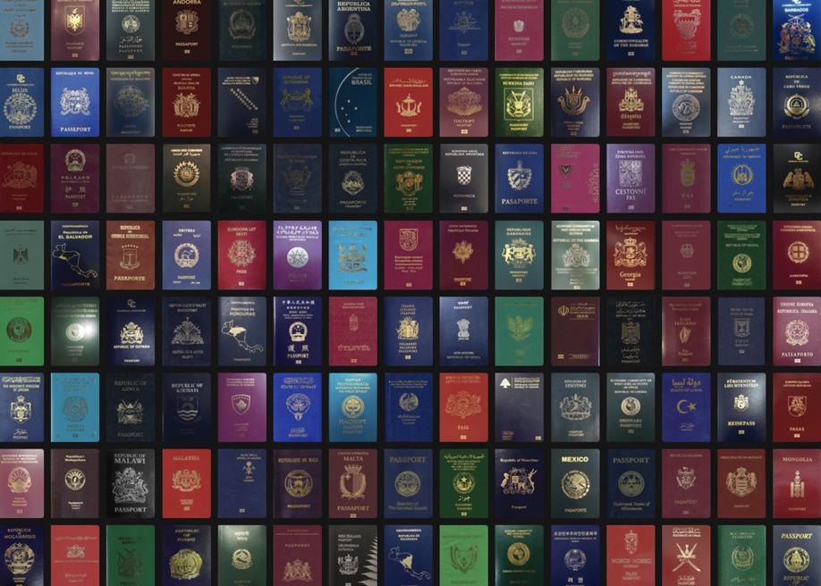 Mua hộ chiếu nước ngoài