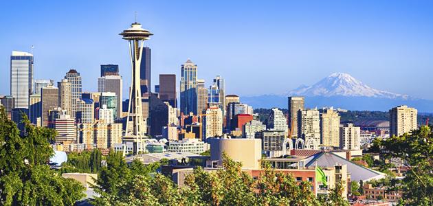 Seattle Washington Noi Song Tot Nhat Tai My