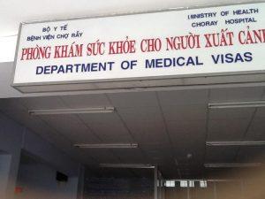 Quy Trinh Kham Suc Khoe Xuat Canh
