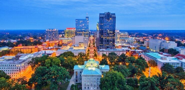 Raleigh - Nơi đáng sống nhất tại Mỹ