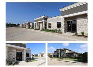 Bất động sản thương mại tại Mỹ: Reading Road Office Park (Rosenberg, Texas)