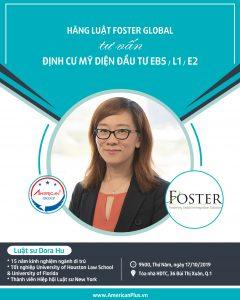 2019] Hội Thảo Định Cư Mỹ Eb5 Với Luật Sư Foster Global