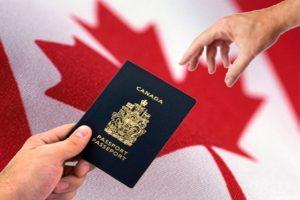 Chi 3 Buoc Don Gian Nhap Quoc Tich Canada De Dang