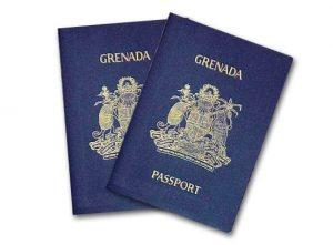 Passport Grenada Buoc Dem Dau Tu Dinh Cu Tai My Canada Australia