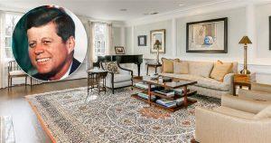 Bên trong biệt thự 5 triệu USD của cố Tổng thống Mỹ John F. Kennedy