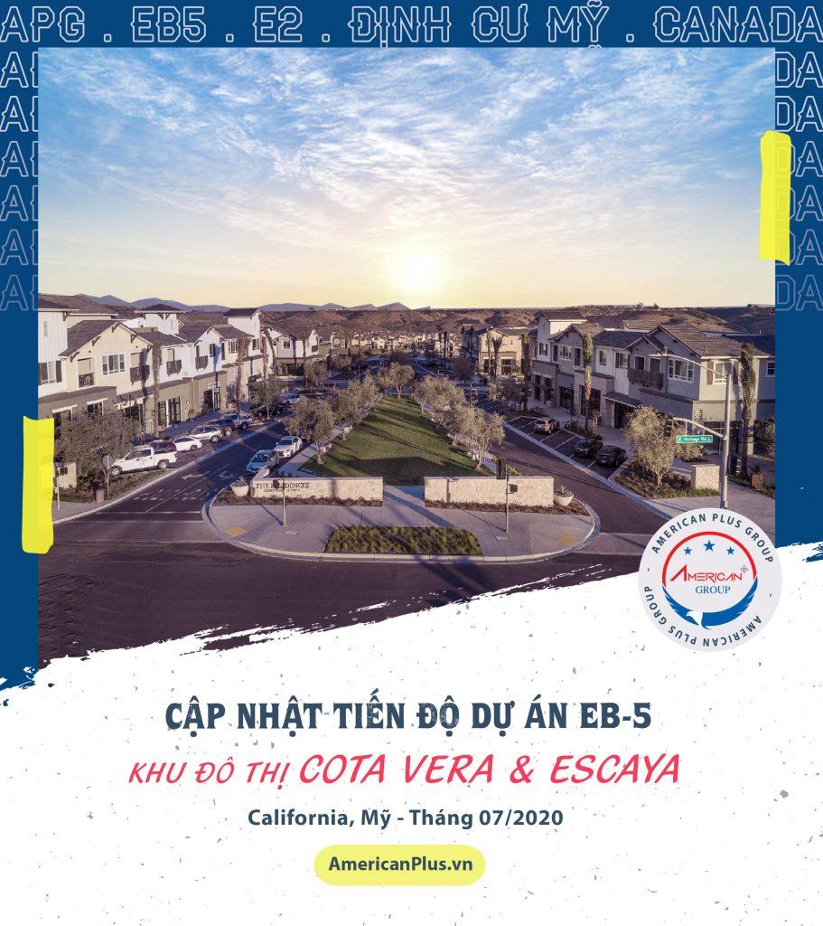 2020 Du An Eb5 Cota Vera Va Escaya