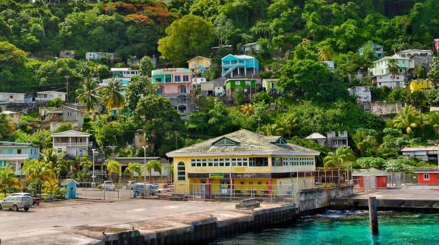 Dat Nuoc Xinh Dep Thuoc Vung Caribbean