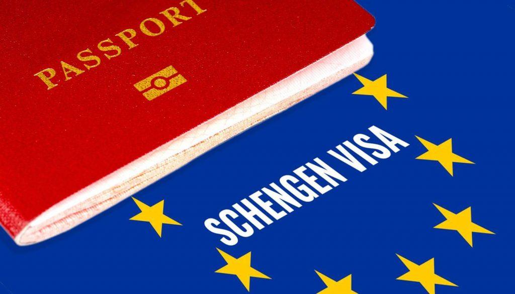 Nam 2020 Giam 14 Trieu 827 Don Xin Thi Thuc Schengen So Voi Nam Truoc Do Dai Dich
