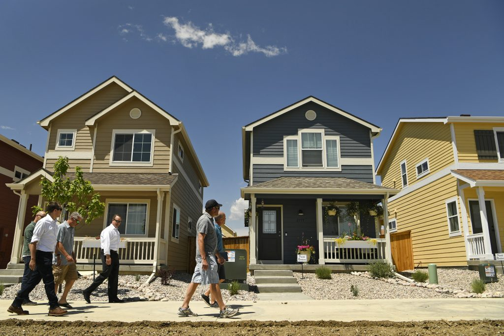 Affordable New Homes For Buyers In Berthoud